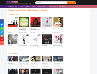 wap-lagump3.com screenshot