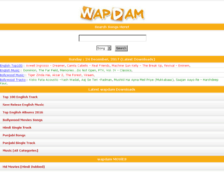 wapdam.me screenshot