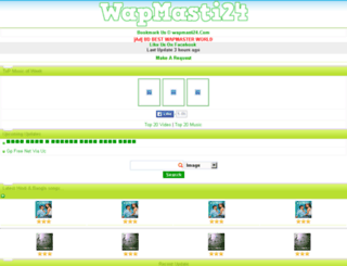 wapmasti24.com screenshot