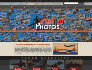 warbird-photos.com screenshot