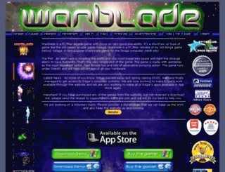 warblade.as screenshot