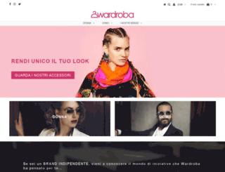 wardroba.com screenshot