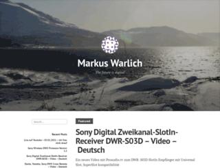 warlich.com screenshot