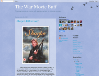 warmoviebuff.blogspot.gr screenshot