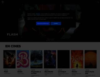 warnerbros.es screenshot