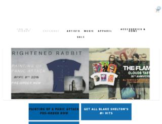 warnereprise.com screenshot
