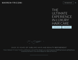 warrentricomi.com screenshot