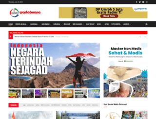 wartabuana.com screenshot