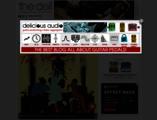 washington.thedelimagazine.com screenshot