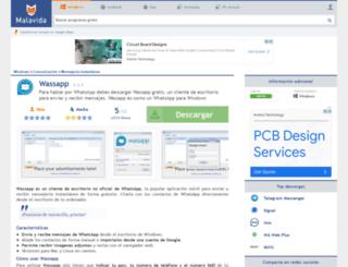 wassapp.malavida.com screenshot