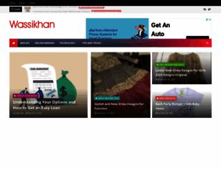 wassikhan.blogspot.com screenshot