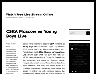 watch2live.club screenshot