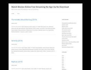 watchallmovies.info screenshot