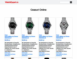 watchexpert.ro screenshot