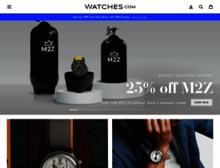 watchismo.com screenshot