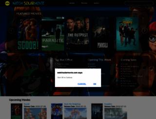 watchsolarmovie.com screenshot