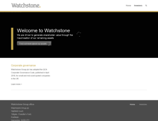watchstonegroup.com screenshot