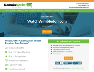 watchwimbledon.com screenshot