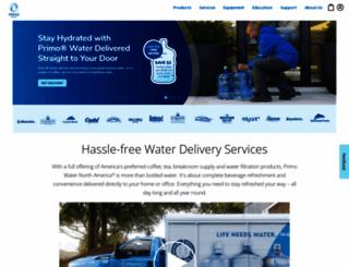 water.com screenshot