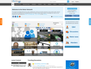 water.tallyfox.com screenshot
