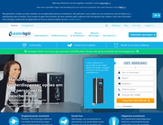 watercompany.nl screenshot