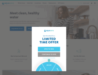 waterfilter.com screenshot