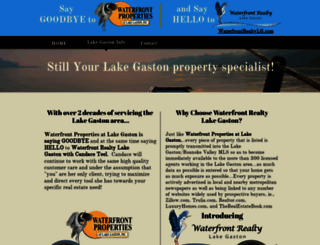 waterfrontpropertieswp.com screenshot