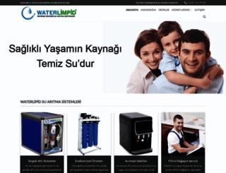 waterlimpid.com screenshot