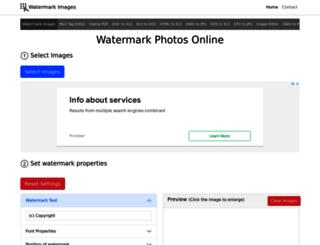 watermark-images.com screenshot
