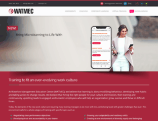 watmec.com screenshot