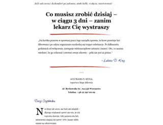 watroba-woreczek.pl screenshot