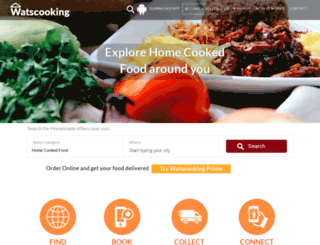 watscooking.com screenshot