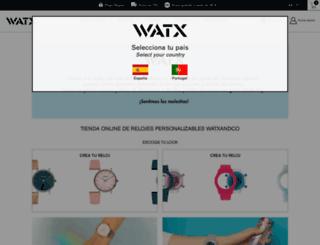 watxandcolors.com screenshot