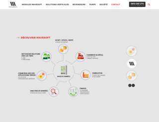 wavesoft.fr screenshot