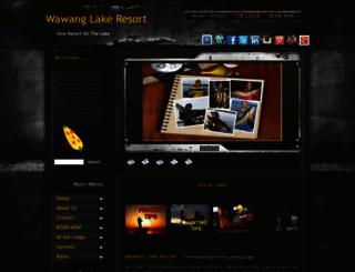 wawangresort.com screenshot