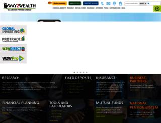 way2wealth.com screenshot