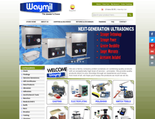 waymil.com screenshot