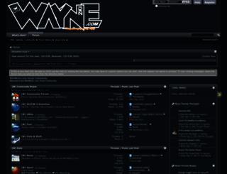 wayne2k1.com screenshot