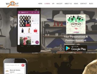 wazzatlabs.com screenshot