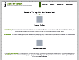 wbg.rechtslupe.org screenshot