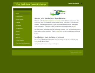 wbge.org.uk screenshot