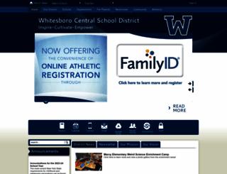 wboro.org screenshot