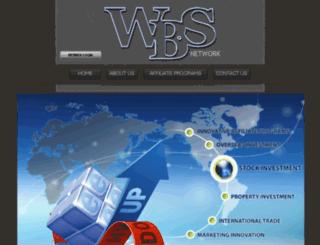 wbs.asia screenshot