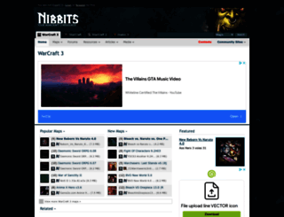 wc3.nibbits.com screenshot