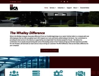 wca.com screenshot