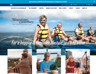 wcbay.com screenshot