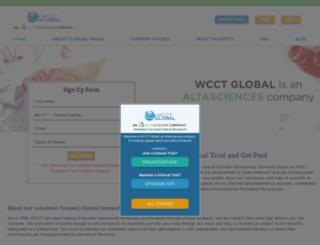 wcct.com screenshot