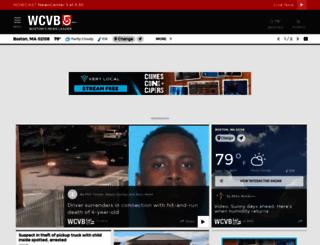 wcvb.com screenshot