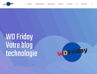wdfriday.com screenshot
