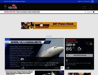 wdsu.com screenshot